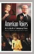American Voices An Encyclopedia of Contemporary Orators