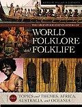 Greenwood Encyclopedia Of World Folklore & 4 Volumes