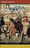 Daily Life in Chaucer's England: Second Edition (Greenwood Press Daily Life Through History Series the Greenw) Cover