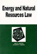 Energy & Natural Resource Law