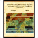 Understanding Elementary Algebra: A Course for College Students