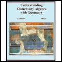 Understanding Elementary Algebra with Geometry
