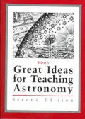 West's Great Ideas for Teaching Astronomy