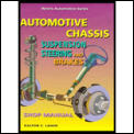 Automotive Chassis: Suspension, Steering, & Brakes