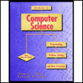 Introduction to Computer Science: Programming, Problem Solving & Data Structures, Alternate