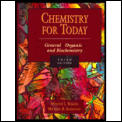 Chemistry for today