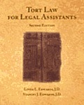 Tort Law For Legal Assistants 2nd Edition