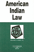Canbys American Indian Law in a Nutshell 4th Edition Nutshell Series
