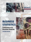 Business Statistics Contemporary 2ND Edition