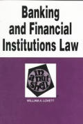 Banking & Financial Institutions Law In
