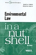 Environmental Law in a Nutshell (In a Nutshell)