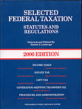 Selected Federal Taxation
