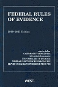 Federal Rules of Evidence [With The Federal Rules of Evidence Map]