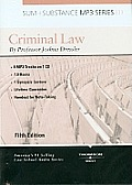 Sum and Substance Audio on Criminal Law, 5th (CD)