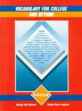 V. O. C. A. B. Vocabulary for College & Beyond, Vol. 1