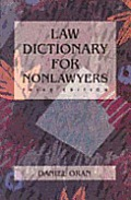 Law Dictionary For Nonlawyers 3rd Edition