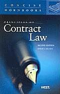 Principles of Contract Law (2ND 10 Edition)