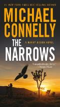 The Narrows (Large Print) (Detective Harry Bosch Mysteries) Cover
