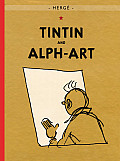Tintin and Alph-Art  Cover
