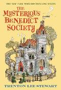 The Mysterious Benedict Society (Mysterious Benedict Society #01) Cover