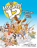 The Mighty 12: Superheroes of Greek Myth Cover