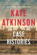 Case Histories: A Novel Cover