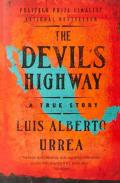The Devil's Highway: A True Story Cover