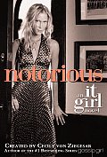 Notorious (It Girl #2) Cover