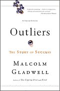 Outliers: The Story of Success Cover