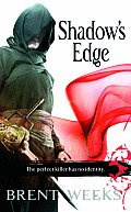 Night Angel Trilogy #2: Shadow's Edge Cover