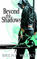 Beyond the Shadows: Night Angel Trilogy #03 Cover