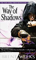 The Way of Shadows (Night Angel Trilogy) Cover