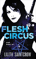 Flesh Circus (Jill Kismet) Cover