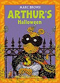 Arthur's Halloween: Book & CD Cover