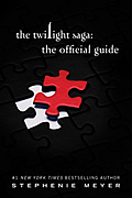 The Twilight Saga: The Official Guide Cover