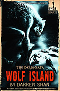 Demonata #08: Wolf Island Cover