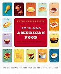 It's All American Food: The Best Recipes for More Than 400 New American Classics Cover