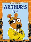 Arthurs Eyes Book & Cd