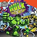Super Hero Squad Hulk Saves the Day