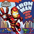 Iron Man Springs Into Action! (Marvel Super Hero Squad)