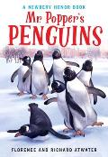 Mr. Popper's Penguins Cover