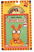 Arthur's Tooth with CD (Audio) Cover