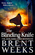 Lightbringer #2: The Blinding Knife Cover