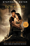 Twilight Saga #2: New Moon [With Poster] Cover