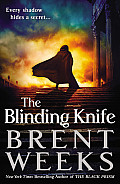 The Blinding Knife (Lightbringer #2) Cover
