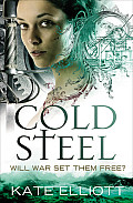 Cold Steel Spiritwalker Book 3
