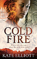 Spiritwalker Trilogy #2: Cold Fire