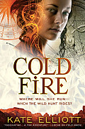 Cold Fire (Spiritwalker Trilogy #2) Cover