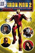 Iron Man 2 Friends & Foes