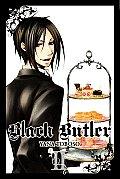 Black Butler Volume 2